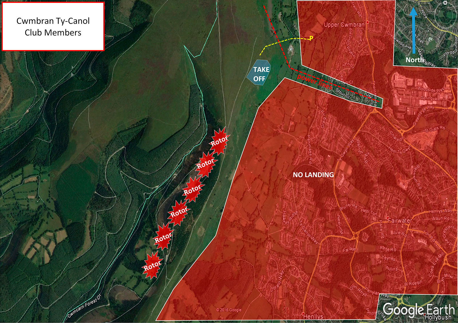 cwmbran-ty-canol-site-image-map